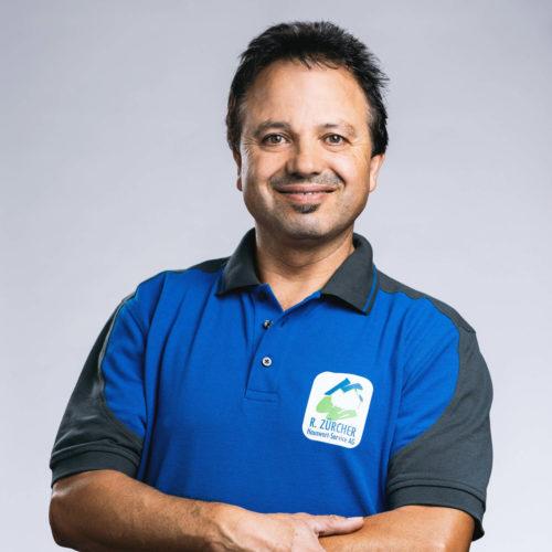 Leonardo De Oliveira –Hauswart, R. Zürcher Hauswart-Service AG
