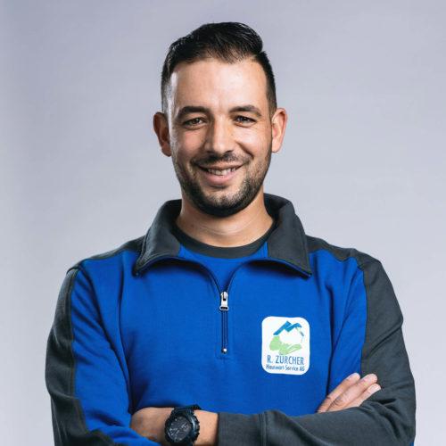 Nicolas Ferreira Duarte –Hauswart, R. Zürcher Hauswart-Service AG