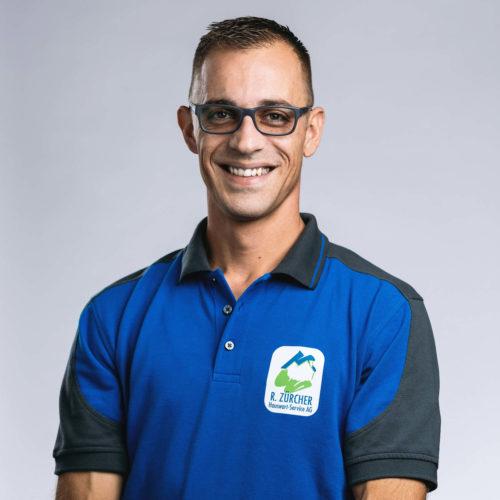 Srdjan Petrovic –Hauswart, R. Zürcher Hauswart-Service AG