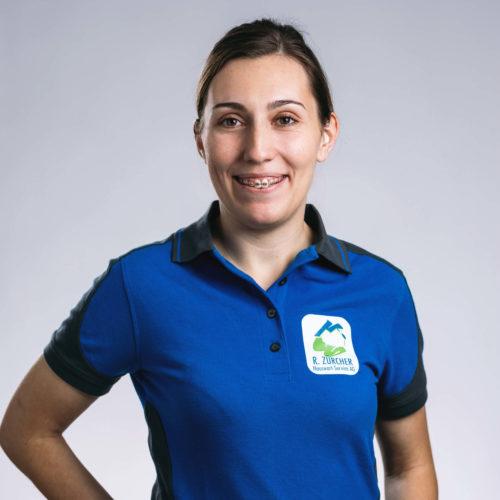 Sandra Pires Botelho –Hauswartin, R. Zürcher Hauswart-Service AG