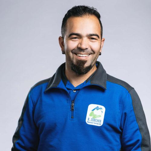Vitor Ribeiro –Hauswart, R. Zürcher Hauswart-Service AG