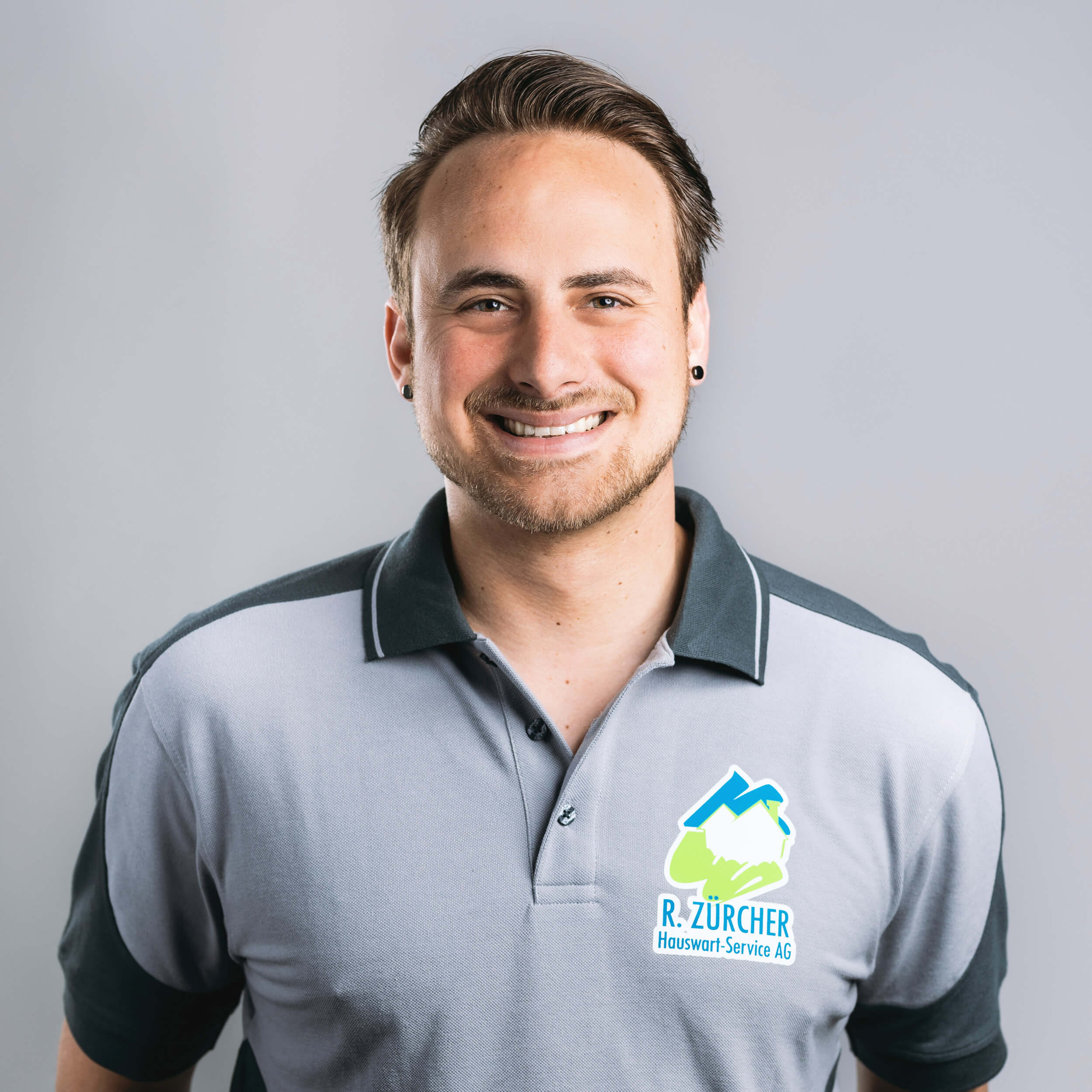 Jeremy Gaugler, Leiter Gebäudetechnik, R. Zürcher Hauswart-Service AG